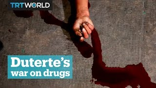 Is Duterte's war on drugs excessive?