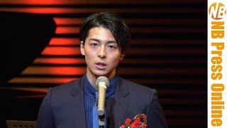 2018年2月15日、第72回毎日映画コンクール表彰式がミューザ川崎シンフォ...