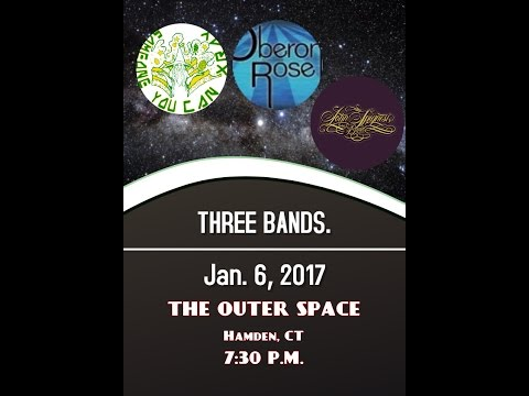 John Spignesi Band - 1/6/17 - The Outer Space - Hamden, CT