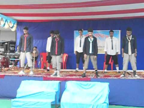 Government Engineering college ,Bilaspur annual function 2013 dance video
