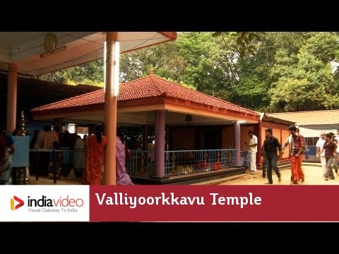 Valliyoorkkavu Bhagavathi Temple, Wayanad, Kerala