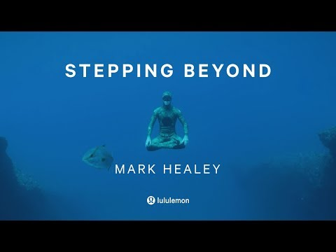 Stepping Beyond: See How Mark Healey Thrives When Taking a Breath Isn't an Option