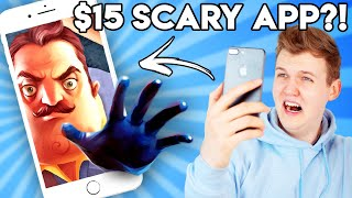 Baixar Can You Guess The Price Of These SCARY iPHONE APPS!? (GAME)