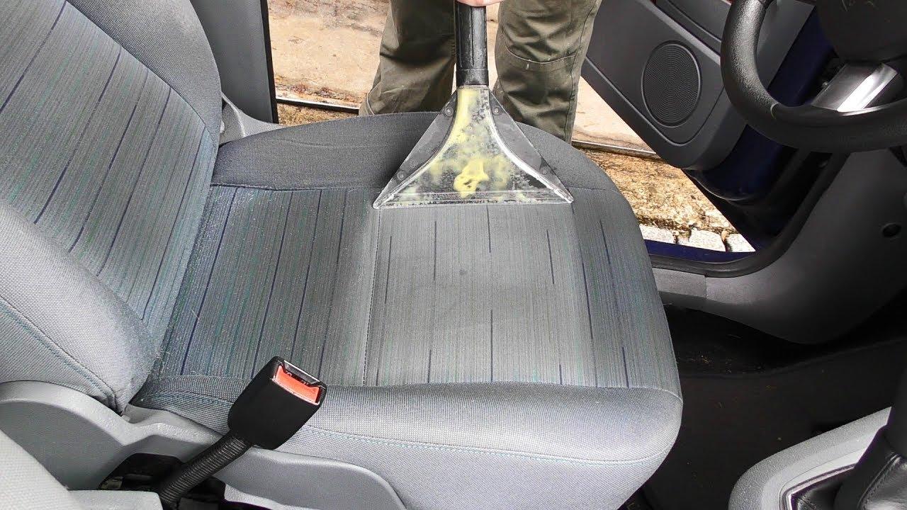 Fußboden Im Auto Reinigen ~ Sprühsauger bei rossmann umsonst ausleihen kfz reinigung youtube