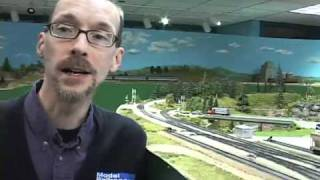 Operating Model Railroader magazine's Bay Junction HO scale project layout with DCC