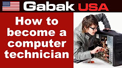 Computer technician training course