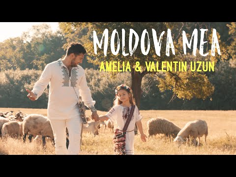 Amelia & Valentin Uzun & Tharmis - Moldova Mea (Official Video)