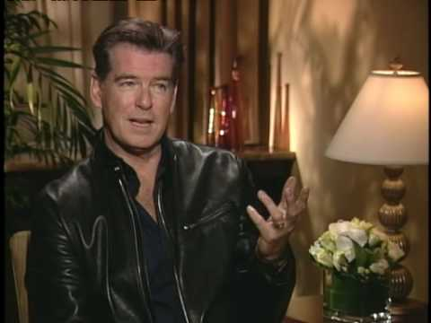 Pierce Brosnan Talks About