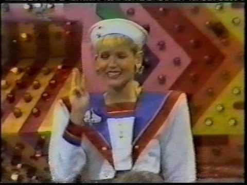 Xou Da Xuxa Descida Da Nave Em 1990 Youtube
