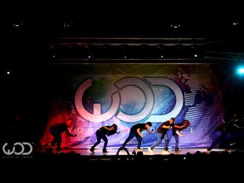 World of Dance Dallas 2012: FLY Crew