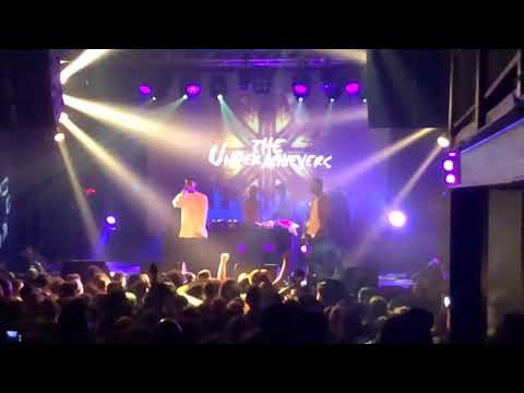 The Underachievers - Gotham Nights (Live)