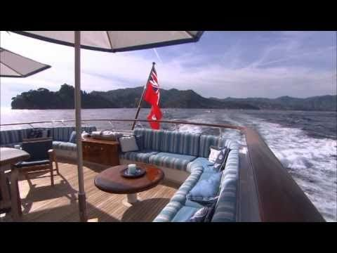 World's Top  Luxury Yachts ,Luxury Mediterranean Super-yacht Cruise