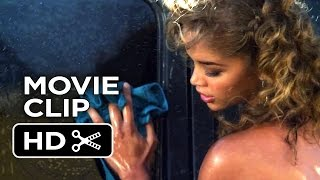 School Dance Movie CLIP - Car Wash (2014) - Melissa Molinaro, Nick Cannon Comedy HD
