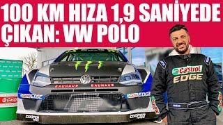 100 Km Hıza 1.9 Saniyede Çıkan VW Polo