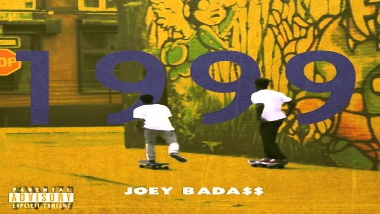 1999 joey badass wallpaper