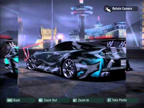Nfs Carbon Tuning Cars Youtube