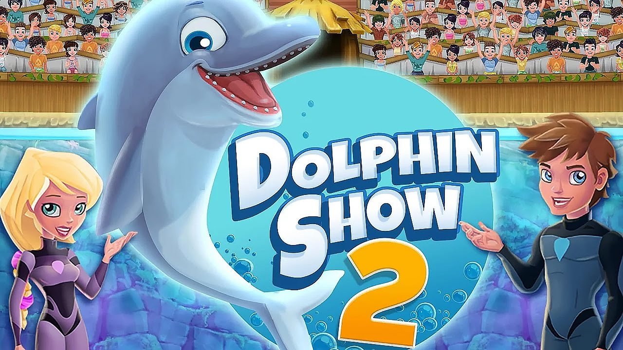 Image result for My Dolphin Show 2