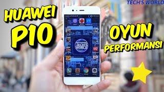Huawei P10 Oyun Performansı 🎮