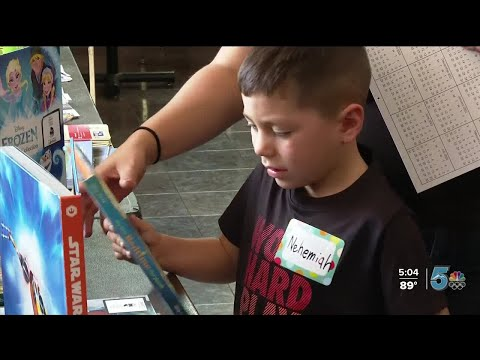 Pueblo students gear up to go back to school, free of charge