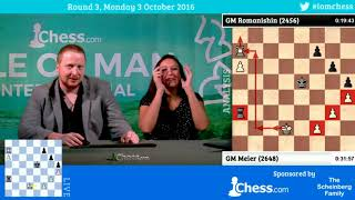 2016 Chess.com Isle of Man Tournament (Douglas) Round 3, Part 3