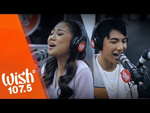 "Morissette, Darren Espanto Perform ""A Whole New World (Aladdin's Theme)"" LIVE On Wish 107.5 Bus"
