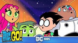 Teen Titans Go! em Português | Dor Do Passado | DC Kids