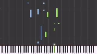 CardCaptor Sakura OST - Tomo he - Piano cover