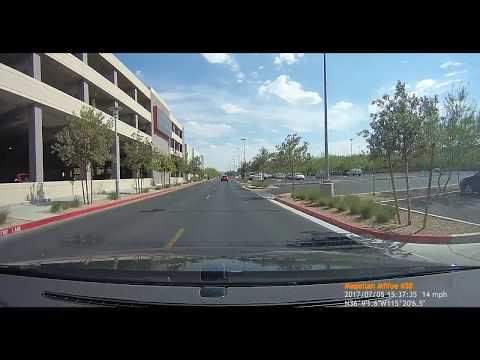 HD A Drive Through The Summerlin Mall in Las Vegas