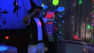 Шоу мыльных пузырей на дне рождения  HAPPY BIRTHDAY!!!