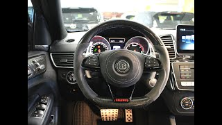 Mercedes-Benz GLE (W166) 2016г