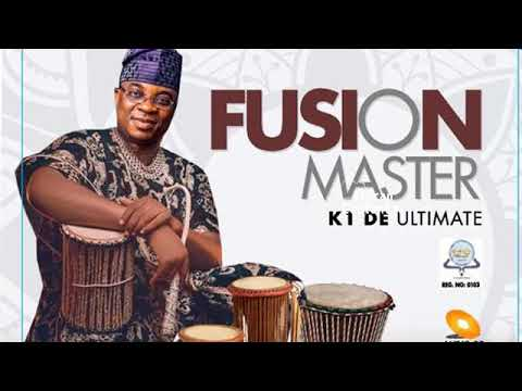 Download Fusion Master K1 De Ultimate Wasiu Ayinde Latest | 2021 | Fuji Music