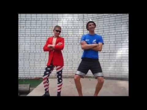 Колян танцует лучше всех (пародия)