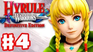 Linkle's Tale! - Hyrule Warriors: Definitive Edition - Gameplay Walkthrough Part 4