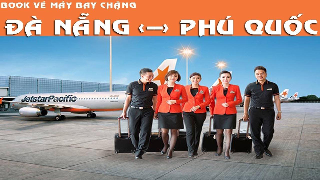 Vé máy bay Đà Nẵng Phú Quốc – Tour Đà Nẵng Phú Quốc