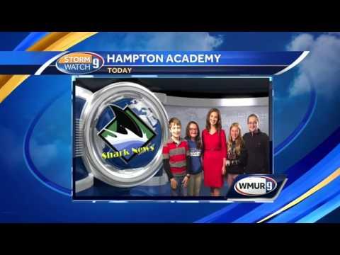 School visit: Hampton Academy