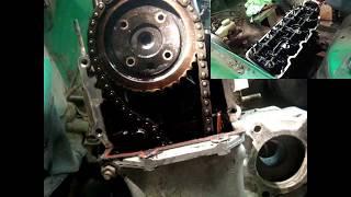 видео Рассмотрим двигатель 402
