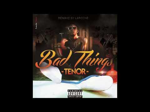 Tenor - Bad Things Instrumental