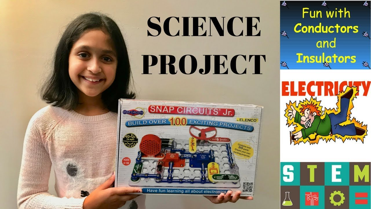 Snap Circuits Jr Review Youtube Elenco Flying Saucer Easy To Build Provides Hours Of Fun