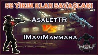 AsaletTR VS lMaviMarmara !! S2 Klan Savaşları #130 #Wolfteam SooNYILDIZ