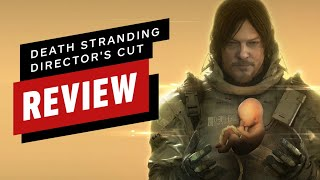 Death Stranding Director's Cut Review (Video Game Video Review)