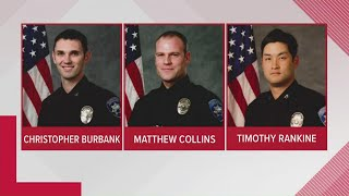3 Tacoma Police Officers Charged In Killing Of Manuel Ellis