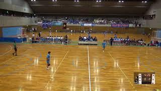 7日 ハンドボール女子 福島市国体記念体育館 Cコート 飛騨高山vs今治東 3回戦 1