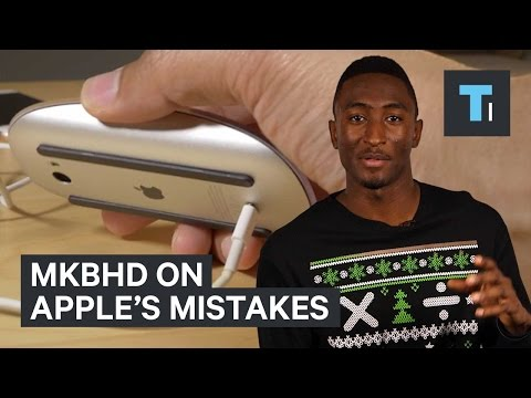 MKBHD on Apple's mistakes