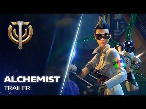 Alchemist | Classes | Skyforge Guardian