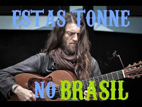 Estas Tonne in BRAZIL! INCREDIBLE PERFOMANCE