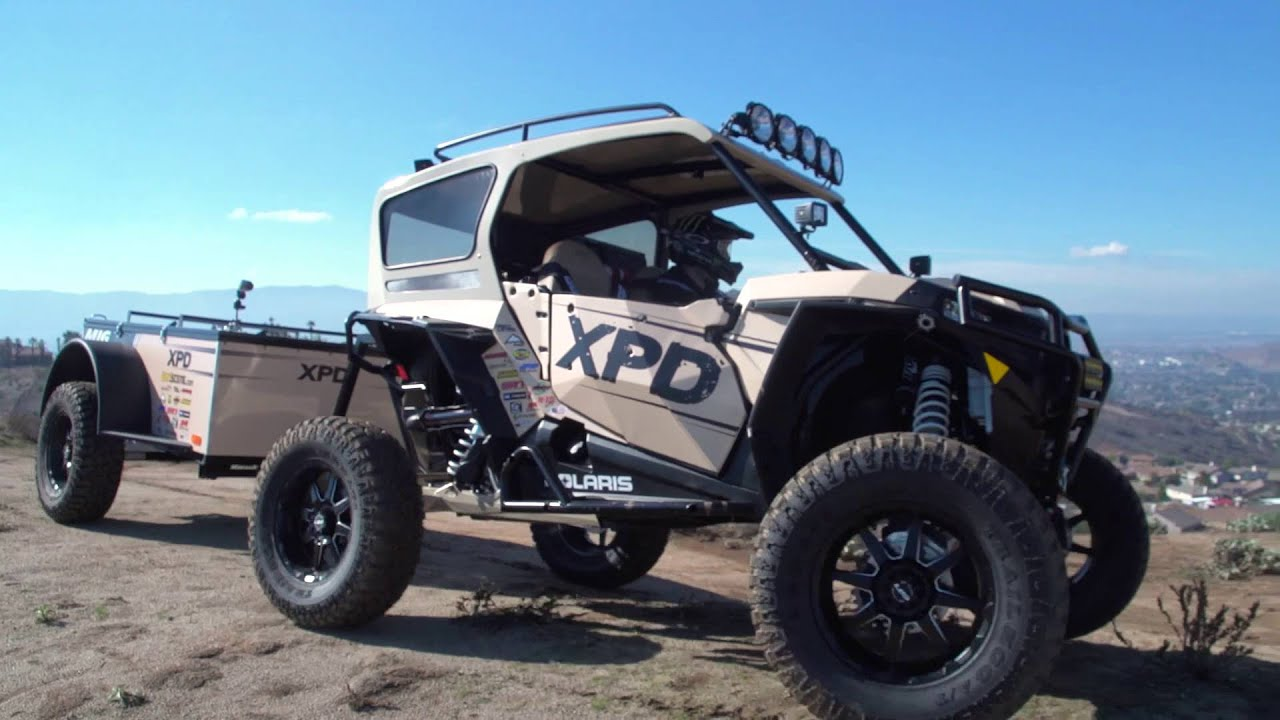 Project Xpd Polaris Rzr Xp Turbo Built For Overland