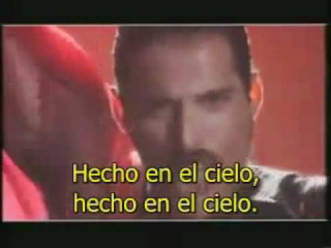 Queen - made in heaven - Freddie  Mercury - subtitulado en español