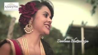 Aisshpra Jewellery Tellly Calendar Girl - Devolina Bhattacharya
