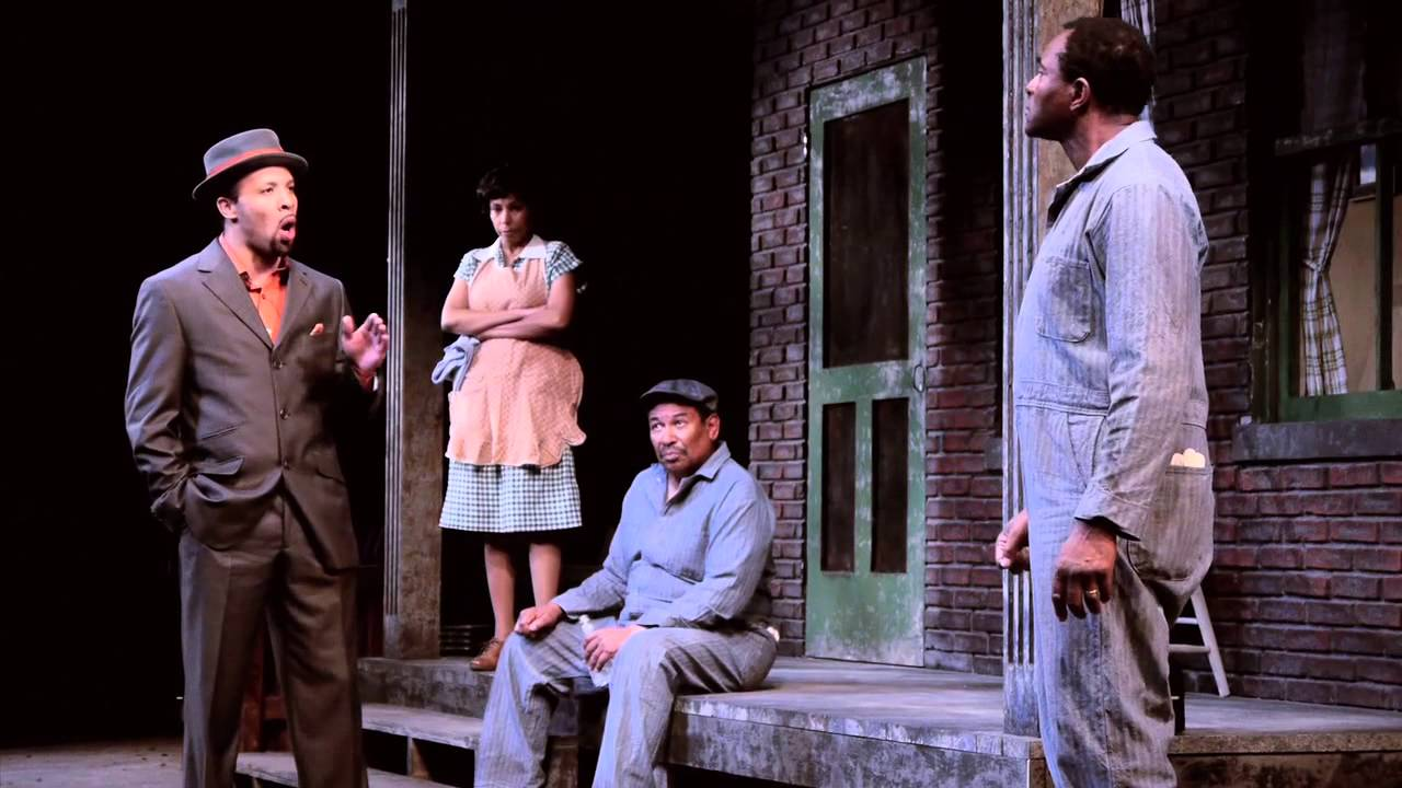 fences by august wilson why is the fence a metaphor Playwright august wilson was born on april 27, 1945 in pittsburgh, pennsylvania his experiences of living in a primarily black community and then being the only black student in his class at a roman catholic high school would inform his dramatic writings.