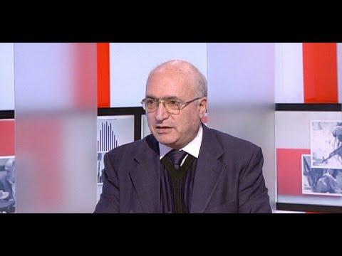 حوار اليوم مع ناصر قنديل - رئيس تحرير صحيفة البناء